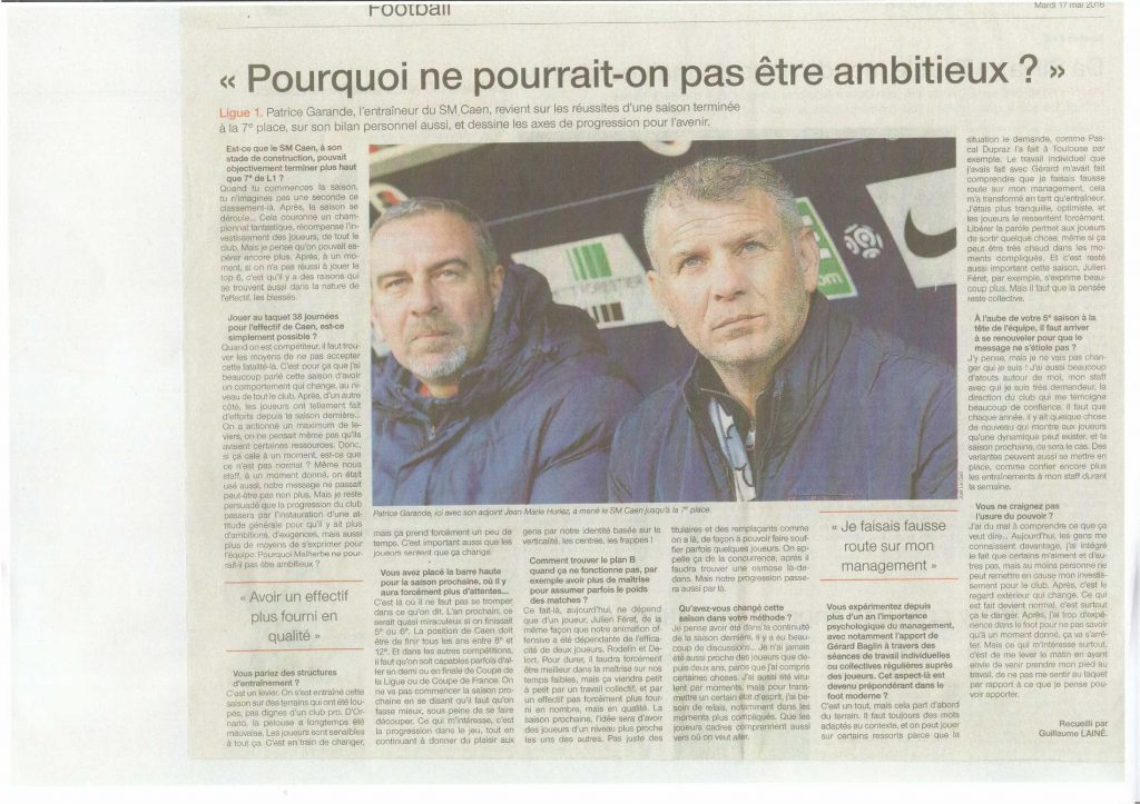 Ouest France Psynergie